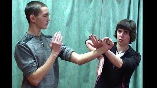 Вин Чун кунг-фу: урок 24. ЧУМ КИУ ТАО (БОН САУ и апперкот - удар кулаком снизу)