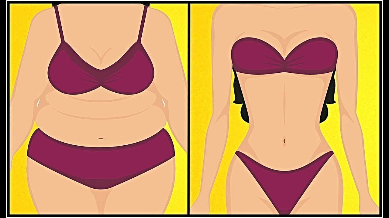 Just Boil 2 Ingredients Drink Before Bed To Lose Belly Fat Overnight Weight Loss Challenge