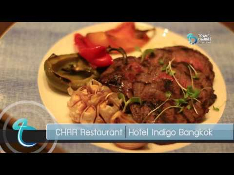 Travel Report: CHAR Restaurant  Hotel Indigo Bangkok