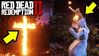 PEOPLE ARE PISSED ABOUT THIS Red Dead Redemption 2 Mission... RDR2 Easter Egg Secret Event