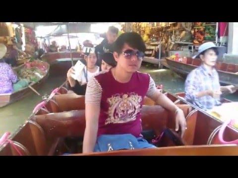Bangkok Part 5 Thailand (Floating market, Chak Tu Chak weekend market, Art in paradise and Asiatiqe)