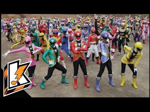 Power Rangers Super Megaforce AMV Go Go Power Rang