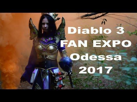 Diablo 3 FAN EXPO Odessa 2017