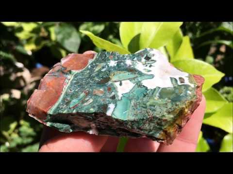 Oregon Opal And Semi Precious Gemstones