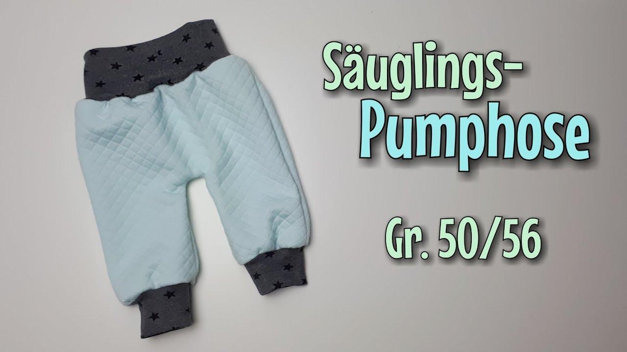 super popular b1aec 3a0e5 Baby Pumphose - Nähen OHNE Schnittmuster - Anfänger - Nähtinchen