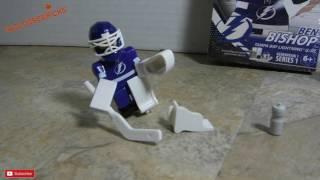 OYO Sports Hockey Ben Bishop Minifigure Review