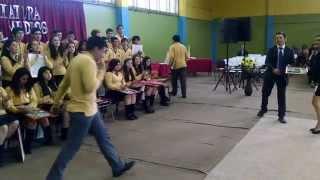 Cuarto C  Humanista Licenciatura 2014 Liceo Rodulfo Amando Philippi