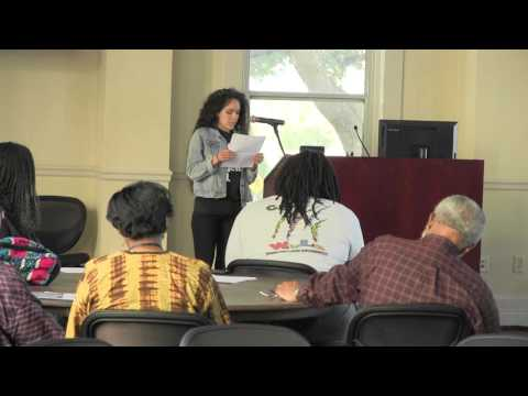 Black History Month Poetry Reading at OLLU