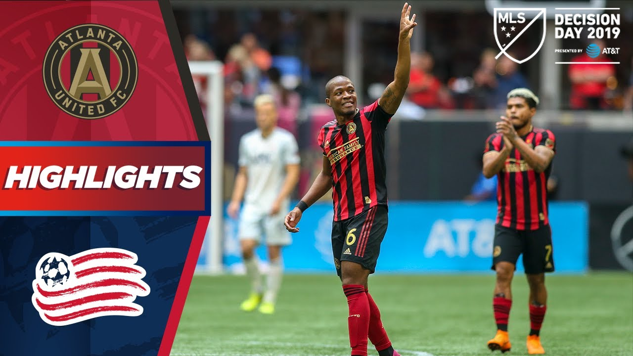 Atlanta United 1, New England Revolution 0 | 2019 MLS Cup Playoffs Match Recap