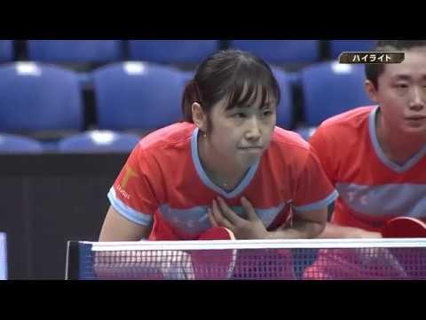 【卓球 Tリーグ】TOP名古屋vs日本ペイントマレッツ/全試合ダイジェスト【卓球専門メディアRallys】【卓球動画】