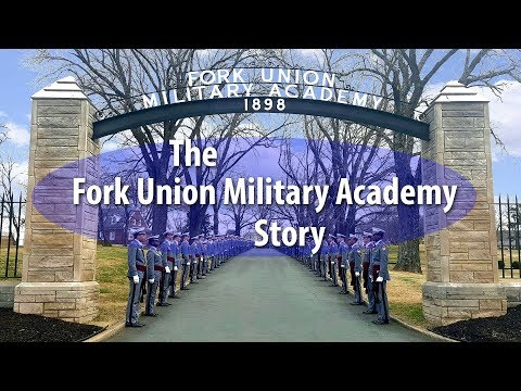 The Fork Union Military Academy Story