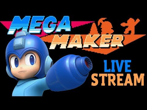 Mega Maker Lunch Break Live Stream with Darby