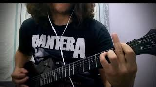 Obituary- Visions In My Head, guitar cover by Randler