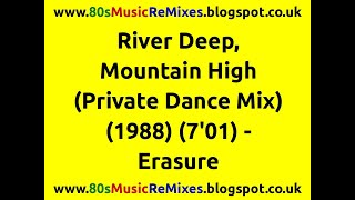 Watch Erasure River Deep Mountain High video