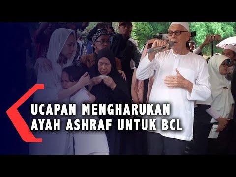 Ayah Ashraf untuk BCL: Terima Kasih Telah Mencintai Anak Saya...
