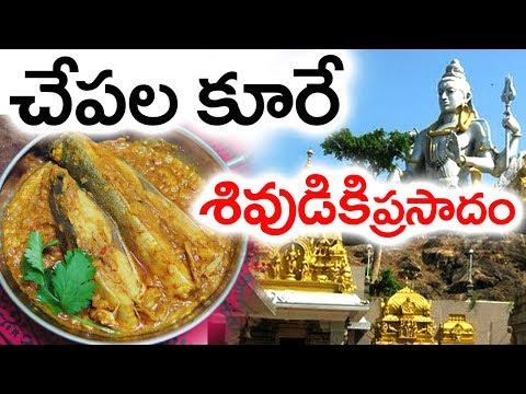 శివుడికి ఛేపల కూర పెడితే కోరికలు నెరవేరుతాయా ..? || Epic News Fish Curry Offering to Lord Shiva