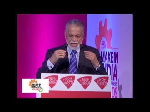 Make In India Awards 2017: ISRO's Human Space Mission Possible In 6-7 Years, Says Radhakrishnan