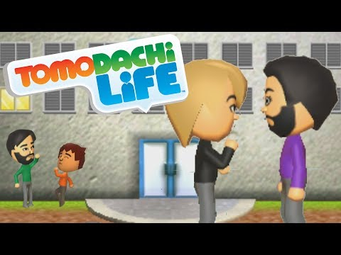 The Lost Boys Assembled | Tomodachi Life - Episode 2
