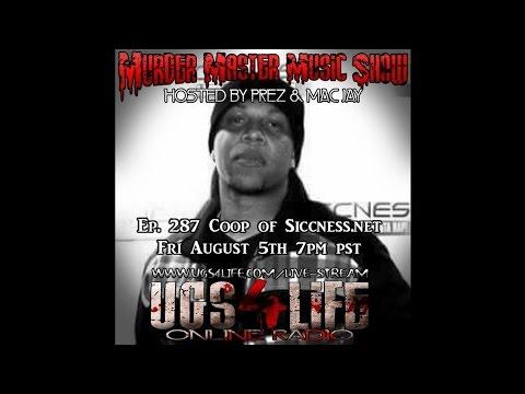 Coop DVill Of Siccness Breaks Down The History Of The West Coast Gangsta Rap Website