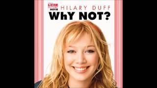 Hilary Duff - Why Not Karaoke / Instrumental with lyrics