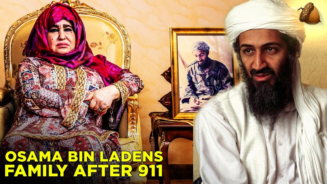 Download What happened to Osama Bin Ladens Family