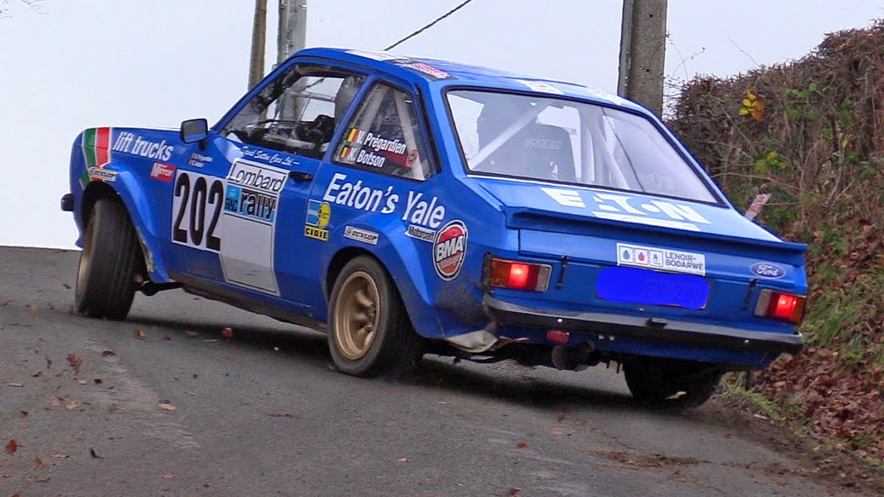 Rallye Ford Escort MK1 & MK2 Compilation 2014 - 2016 Best of Ford ...