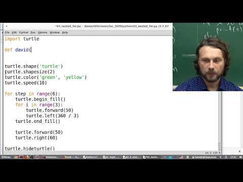 2020 Практика программирования на Python, лекция №1