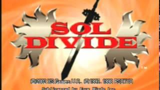 Sol Divide POPStarter ps2