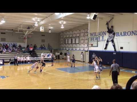 BA Girls vs Laurens Academy part 7 (state quarter finals)