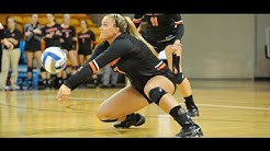 Candid Camel - Volleyball's Katelyn Layden