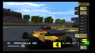 F-1 World Grand Prix (N64) Speedrun 100% Challenge Mode