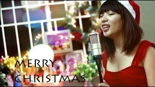 Merry Christmas Medley - Liên khúc Giáng Sinh | Singing and Piano Cover | Bội Ngọc Piano