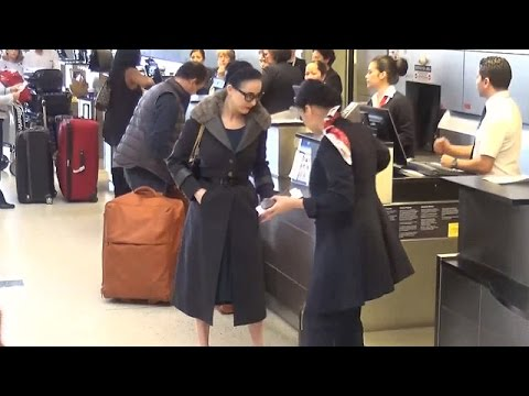 Dita Von Teese Is Old School Glam Through LAX