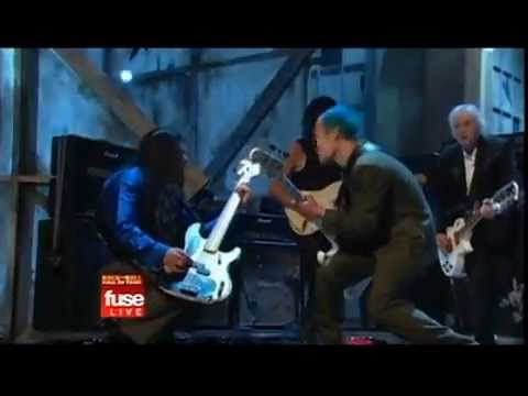Jeff Beck Rock & Hall of Fame Induction 2009 (Jimmy Page)