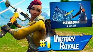 LIVESTREAM #679 FORTNITE! NEW SKINS:D PLAYGROUND MODE 🏆 483 WINS