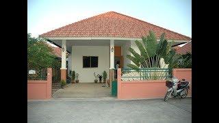 Дом в Паттайи обзор