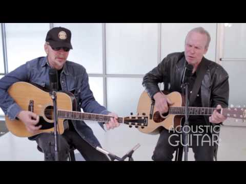 Acoustic Guitar Sessions Presents Dave & Phil Alvin