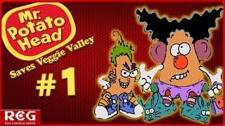 TO THE COUNTY FAIR!!! | Mr. Potato Head Saves Veggie Valley | #1