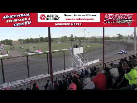 Dawson County Raceway 5-19-19 Part 1