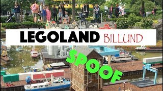 Exciting *NEW* LEGOLAND Billund Commercial (spoof) | Michelle Goodspeed
