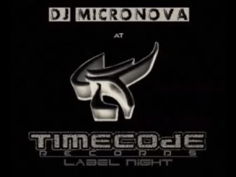 DJ MICRONOVA - Lets play at TIMECODE REC. LABEL NIGHT (Munich)