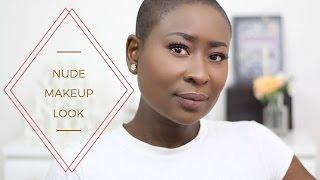 Le Maquillage Nude PARFAIT pour peaux noires | BAHISSÉ PARIS