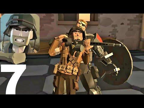 Final Part || World War Polygon Android Gameplay - Walkthrough