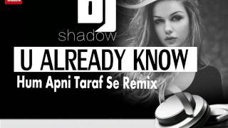Hum Apni Taraf Se Remix dj shadow