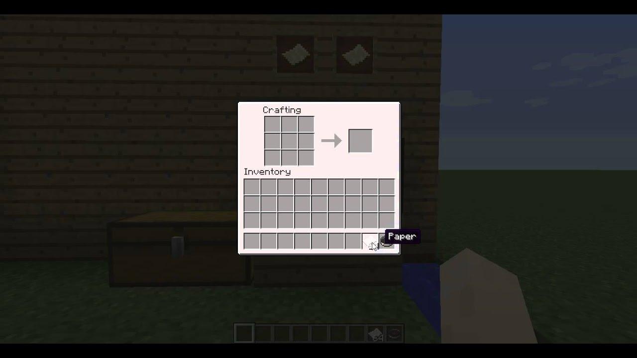 Cum Sa Faci O Harta In Minecraft Youtube