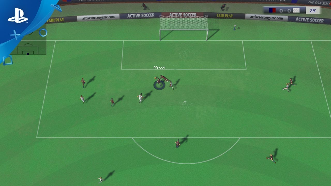 Active Soccer 2 Dx Gameplay Trailer Ps4