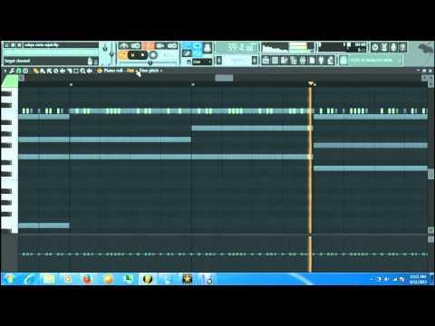 Cahya Cinta Sejati Bondan F2B instrumental FL Studio