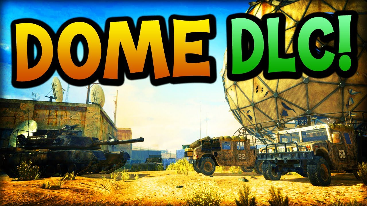 DOME RETURNS! - Call of Duty: Ghost -