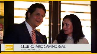 BETV Media Coverage Club Rotario Camino Real