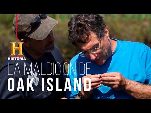 La maldición de Oak Island - Marty el escéptico